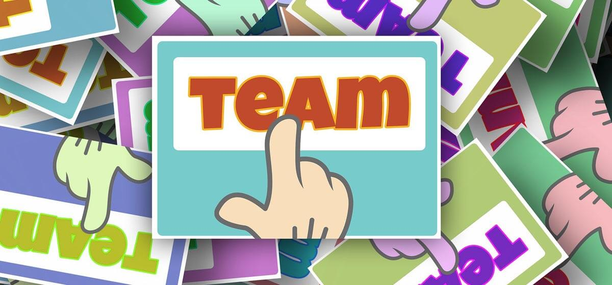 Increasing productivity through teamwork
