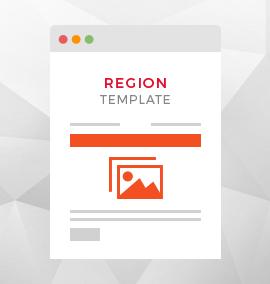 Region Blog Template