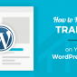 How to Increase Traffic on WordPress Blog