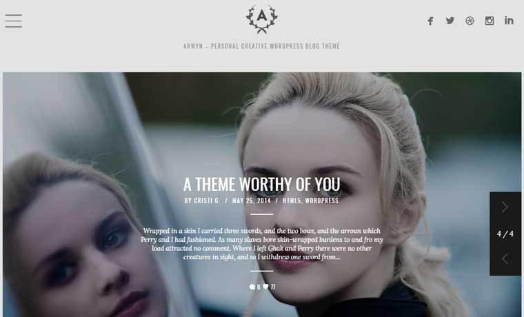 Arwyn-A-Charming-Personal-WordPress-Blog-Theme