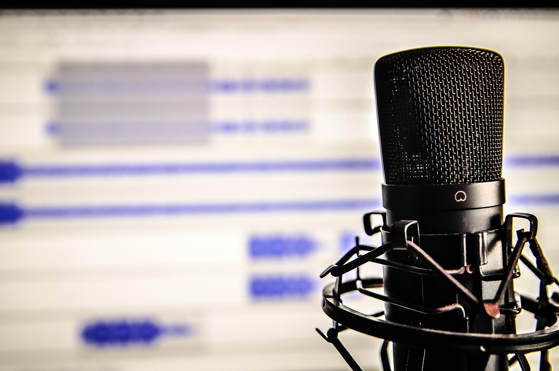 podcast for blogging