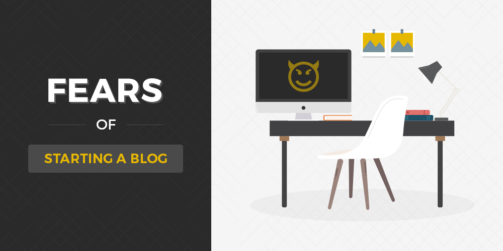 How To Overcome Fears Of Blogging
