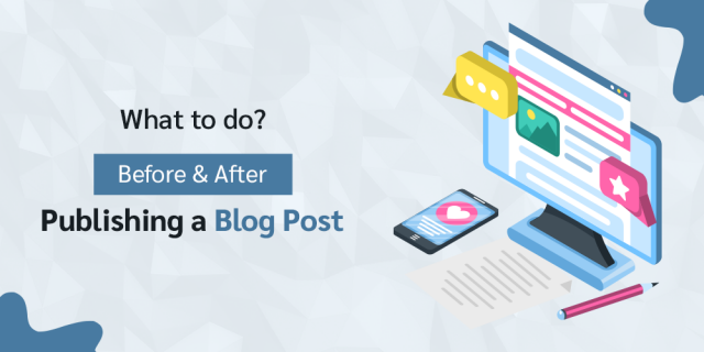 Publishing A Blog Post