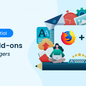 Firefox add ons for bloggers